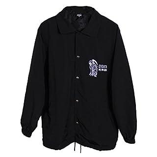 Agora Death Grim Reaper Coach Jacket (Medium)
