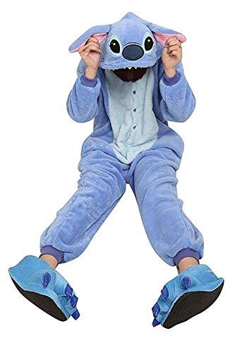 (SMITHROAD Damen Kapuzenpullover Hoodie Sweatshirt Leopard Zip Verdicken, Blau, DE XS (Hersteller Größe S))