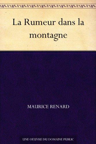 Couverture du livre La Rumeur dans la montagne