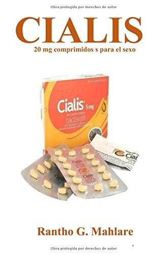 Descargar gratis CIAL IS 20 mg comprimidos s para el sexo de Rantho G. Mahlare