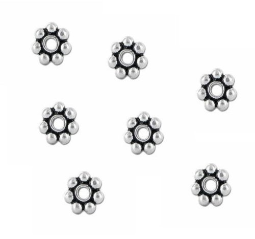 hidden-hollow-beads-1-x-wb-bali-5mm-100-sterling-silver-bali-daisy-spacer-beads-white-bronze-core