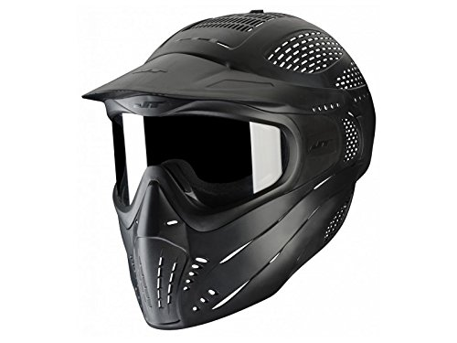 Paintball Maske JT Premise Headshield single schwarz (Jt Paintball Maske)