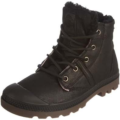 Palladium Pallabrouse Ls-w,  Chaussures randonnée femme - Noir-TR-BH167, 40.5 EU
