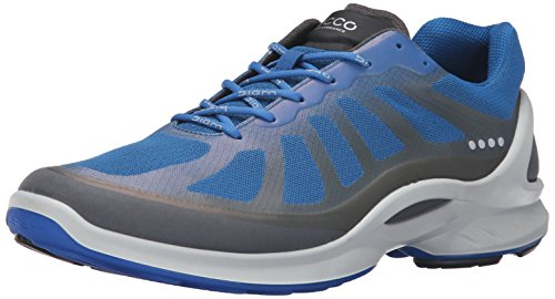 Ecco Herren Biom Fjuel Mens Outdoor Fitnessschuhe Blau (DARKSHADOW/BERMUDABLUE 59452)
