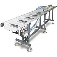 MRB estándar a–Ancho: 400mm, longitud: 6m–Sistema de medición Tren y ruedas