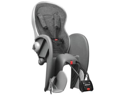 Polisport Fahrradkindersitz Fahrrad-Kindersitz Wallaby Evolution deluxe