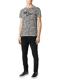 Marc By Marc Jacobs Femme S84GC0268S23021 Multicolore Coton T-Shirt
