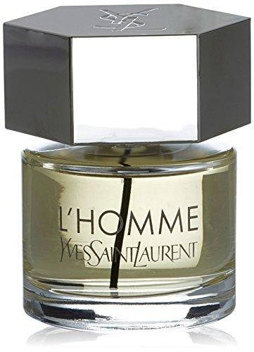 YSL YSL L Homme EDT Vapo 60 ml, 1er Pack (1 x 60 ml)