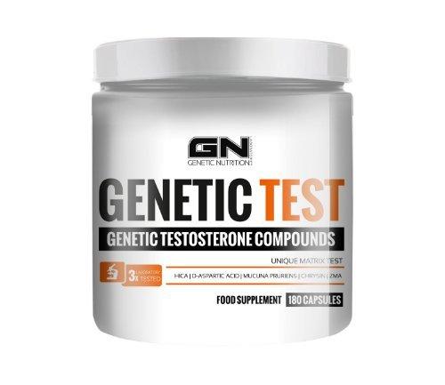 GN Laboratories Genetic Test - Testosteronkapseln (180 Kapseln)