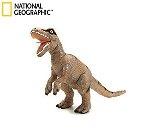 Lelly 770784 - National Geographic Velociraptor, Longitud 48 cm / 29 cm de Altura