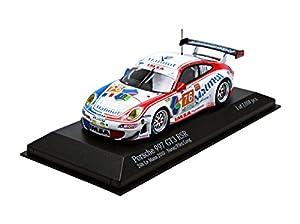 Minichamps - 410106976 - Vehículos en Miniatura - Modelo para la Escala - Gt3 Porsche 911/997 RSR - Le Mans 2010 - Escala 1/43
