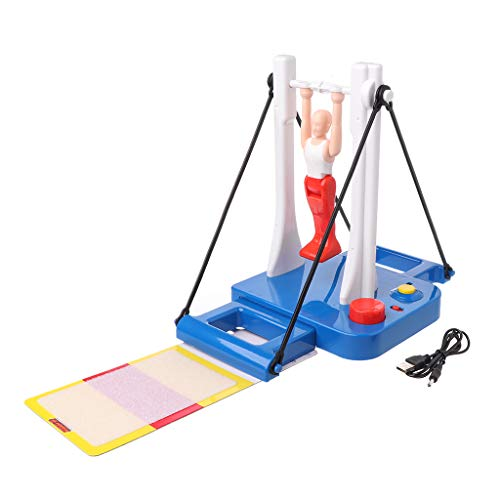 Single Pole Prince Big Loopback Flip Gymnastic War Toys Tablet Game Machine -