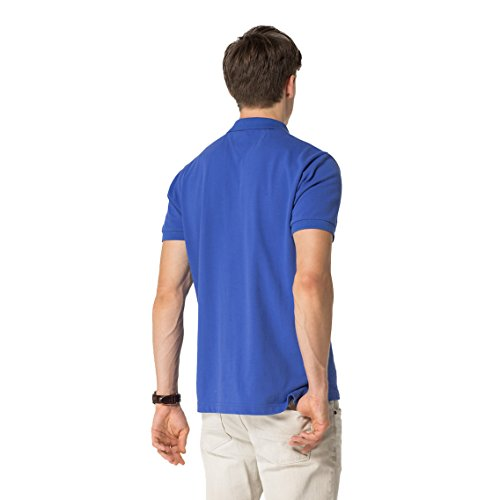 Tommy Hilfiger Stan-Polo-Hemd Dazzling Blau