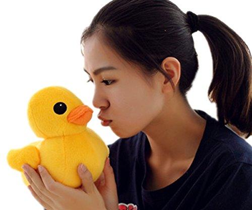 DIS Plüschtier Gelbe Ente, Kuscheltier (30cm)