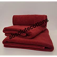 Egyptian 100% Cotton Hand Towels Bath Towels Bath Sheet. Choose from 11 Colors.