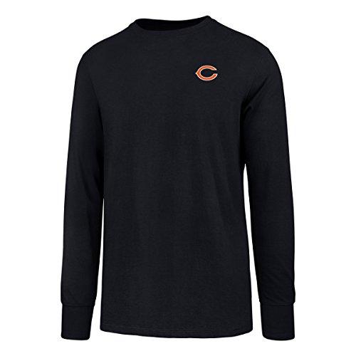 OTS NFL Herren NFL Chicago Bears Rival Long Sleeve Tee, Herren, Rival Long Sleeve Tee, Hudson, Medium