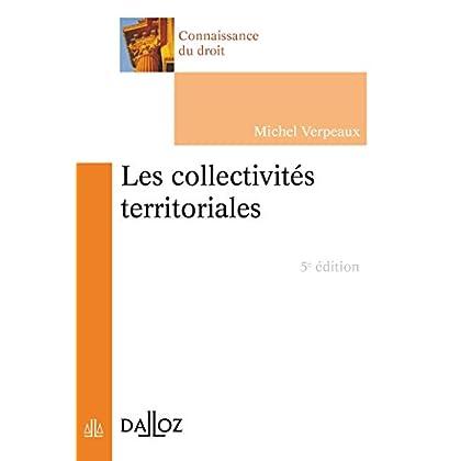Les collectivités territoriales - 5e éd.