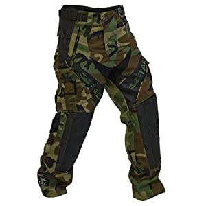 Pants- V-TAC Zulu-WOODLAND-XS by Valken