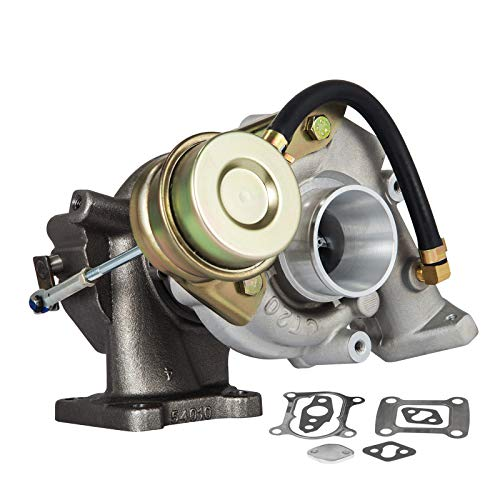 Succebuy Turbocompresseur CT20/17201-54030 Turbo Charger pour To-yo-ta Hiace Hilux Landcruiser 17201-54060