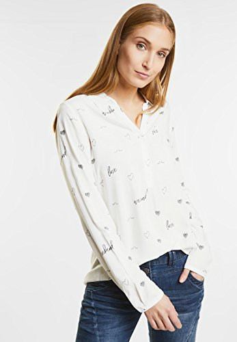 Cecil Damen Bluse pure off white (weiss)