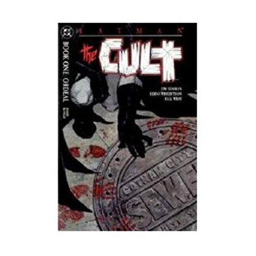 Batman the Cult Book One Ordeal