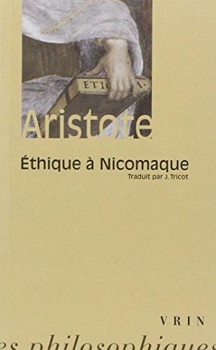 Ethique à Nicomaque