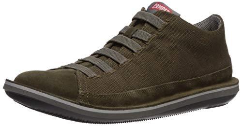CAMPER Herren Beetle Sneaker, Grün (Dark Green 300), 41 EU -