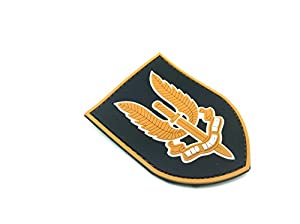 SAS Who Dares Wins PVC Airsoft Velcro Patch