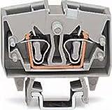 Durchgangsklemme gr 0,08-2,5qmm 264-701,Elektroinstallation,WAGO Kontakttechnik,264-701,4044918415354