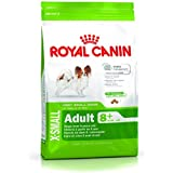 Royal Canin Hundefutter X-Small Adult 8+, 1,5 kg, 1er Pack (1 x 1.5 kg)