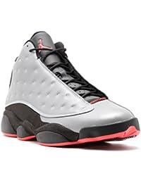 Nike Air Jordan 13 Retro PRM, Zapatillas de Deporte Exterior para Hombre