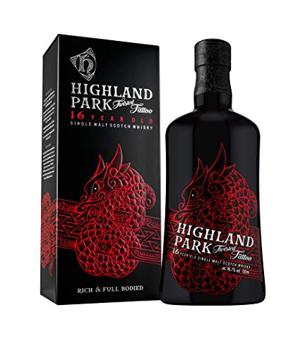 Highland Park Twisted Tattoo Whisky (1 x 0.7 l)