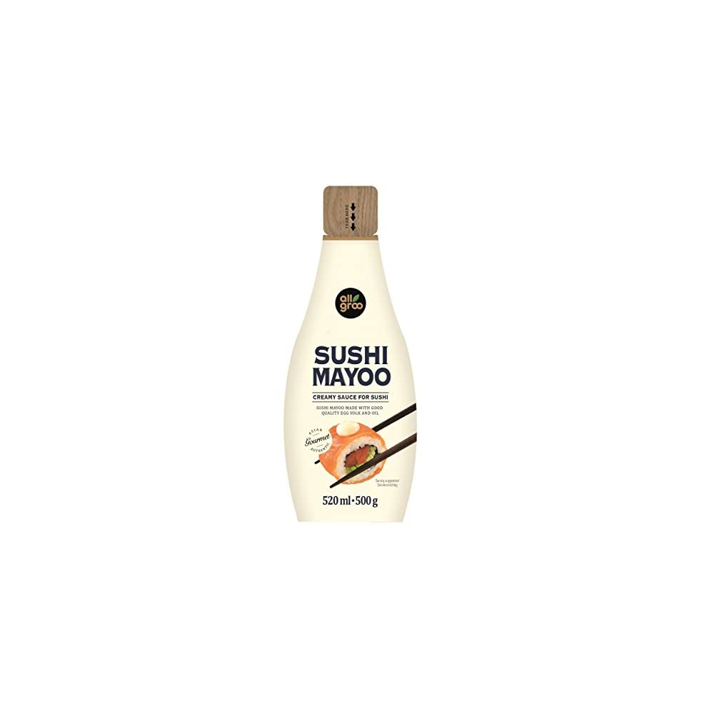 520ml 500g Allgroo Sushi Mayoo Cremige Sauce Fr Sushi