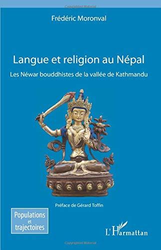 Langue et religion au Népal: Les Néwar bouddhistes de la vallée de Kathmandu