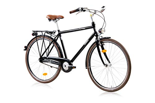 Räder City Explorer 28-Zoll 7 Gang-Nabenschaltung Citybike Herren-Fahrrad Schwarz ()