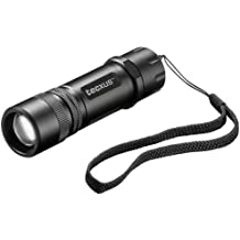 Tecxus rebellight X130 - Compact, focusable LED flashlight with dim function - black by Tecxus