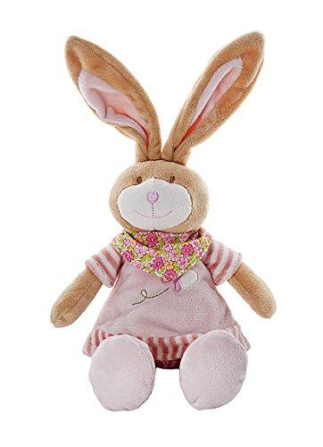 Bebé Recién Nacidos Suave de Peluche Animal Juguete Conejo Rosa Para Bebé Niña
