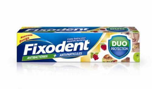Fixodent Duo Protection Haftcreme, 40 g