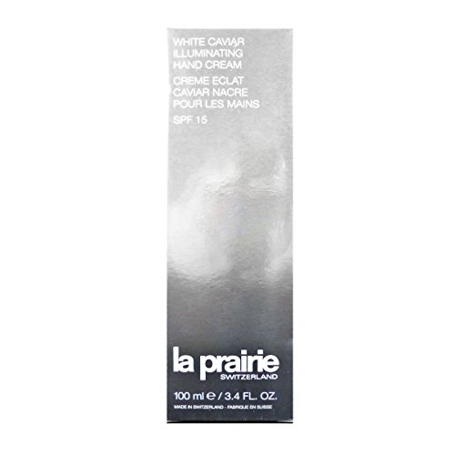 Preisvergleich Produktbild La Prairie White Caviar Illum. Hand Cr. Sp15 100 ml - Handcreme,  1er Pack (1 x 1 Stück)