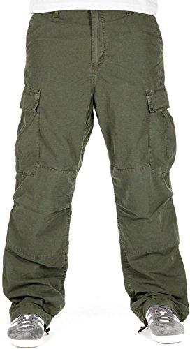 Carhartt Herren Jeans Regular Cargo Pant cypress rinsed