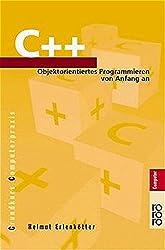 C++: Objektorientiertes Programmieren von Anfang an