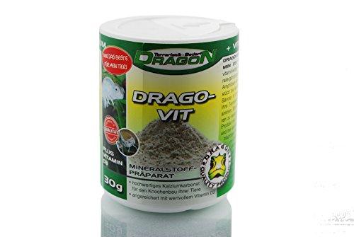 Dragon - DRAGO-VIT CALCIUM + VITAMIN D3 - ca. 30g