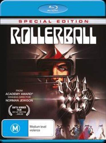 ROLLERBALL: SPECIAL EDITION - ROLLERBALL: SPECIAL EDITION (1 Blu-ray)