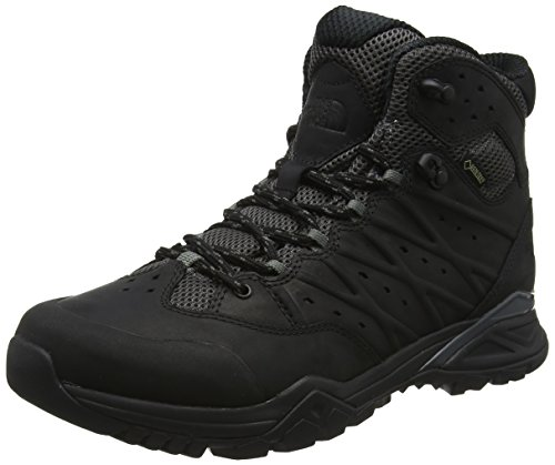 THE NORTH FACE Herren M Hh Hike Ii Md GTX Trekking-& Wanderstiefel, Schwarz (TNF Black/Graphite Grey Ku6), 43 EU