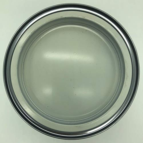 PRAXIS Buntlack Acryl seidenglänzend wasserverdünnbar Innen/Außen 1,5L (Kies 7300) -
