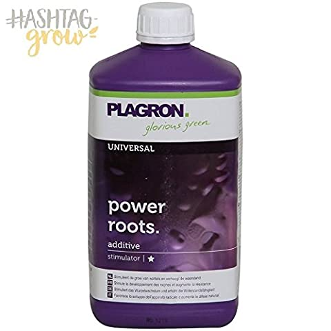Plagron Power Roots 250ml Wurzelstimulator Bodenverbesserer Grow Booster (Wurzelwachstum Stimulator)