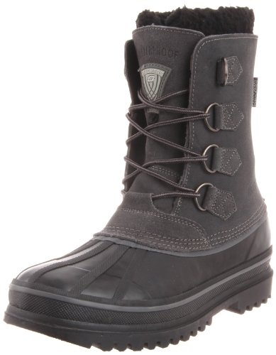 Skechers Usa Revine Hopkin Schneestiefel Black