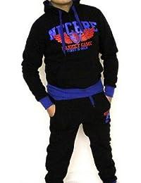 Herren Jogginganzug Sporthose Jacke Jogginghose Trainingshose Trainingsanzug