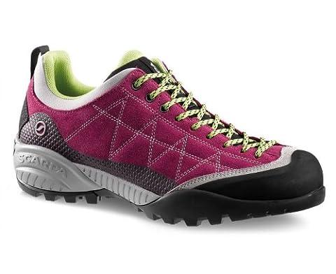 SCARPA Zen Pro Ladies Walking Shoe, Cherry, EU41
