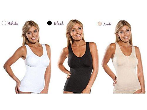 a99a07214b529 Body Shape wear For Women Slimming Shirt Vest Top Cami Shaper ...